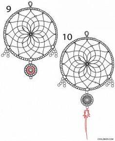 A dream catcher or dreamcatcher can be the perfect subject for a Thanksgiving holiday art project. Dream Catcher Drawing, Dream Catcher Craft, Barn Tin, Dream Catcher Native American, Wood Burning Crafts, Zen Doodle, Aesthetic Stickers, Step By Step Drawing, Easy Drawings