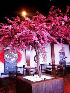 Sakura in Bogor