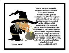 Vitsit - huumori - nauru - huumori kuvat - pilakuvat Finnish Words, Le Pilates, Diy Presents, Vintage Pictures, Famous Artists, Business Women, Disney Characters, Fictional Characters, Beautiful Pictures