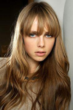 Frisuren für langes Haar - GLAMOUR