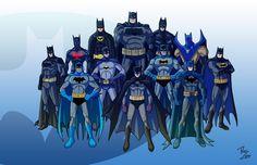 Batman a través del tiempo