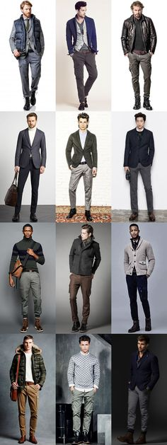 Military clothing and men's fashion have been close allies for centuries. These are the military style lessons we could all learn from the armed forces, and the military fashion pieces every man should own Smart Casual Men Winter, Casual Wear For Men, Cargo Pants Outfit Men, Trouser Outfits, Casual Pants, Rugged Style, Combat Pants, Stylish Men, Cool Outfits