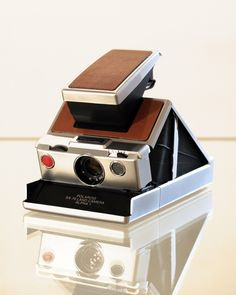 SX-70: Designed by Henry Dreyfuss ca. 1967
