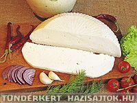 #Handmade cheese from Hungary  Házisajtok a tündérek asztaláról - Natúr (friss) gomolya sajt