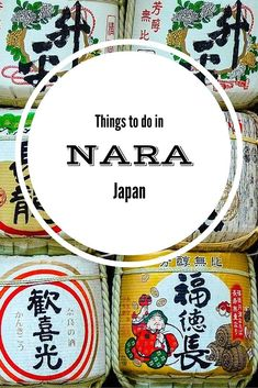 Things to do in Nara | Nara travel guide | Day trip to Nara | If you are in the Kansai region of Japan make sure you visit Nara Japan to see the deer park | Travel to Nara