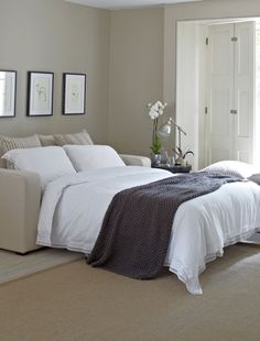 Guest Bedroom Ideas - Clutter Free Guest Image