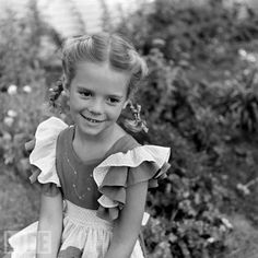 My #1 favorite actress= Natalie Wood as the cutest lil' girl back in 1945. I've loved her since I was 11 when I first saw her in West Side Story & also Inside Daisy Clover. I cried & was completely crushed when she drowned in 1981. She'll always be my top actress forever. ❤