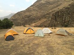 Day 6 Hell Hike and Raft 2015 – Day 2 of Rafting | Hiking The Trail