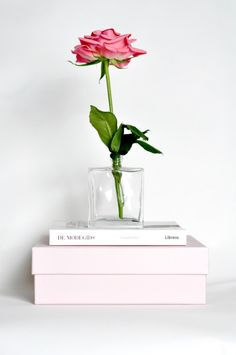 Try this perfume bottle inspired vase DIY. It's perfect for adding feminine touches to any room in your home.