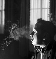 Tennessee Williams by Cecil Beaton