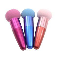 1pcs Cream Foundation Liquid Sponge Brush