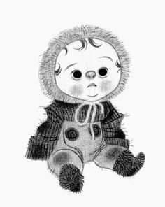 Illustration Au Crayon, Baby Illustration, Kid Character, Character Concept, Concept Art, Laika Studios, Family Drawing, Character Design References, Character Inspiration