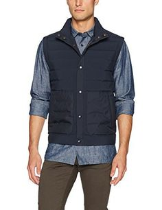 "Water-resistant, lightly down-filled quilted puffer vest   	 		 			 				 					Famous Words of Inspiration...""Philosophy:  A route of many roads leading from nowhere to nothing.""					 				 				 					Ambrose Bierce 						— Click here for more from Ambrose...  More details at https://jackets-lovers.bestselleroutlets.com/mens-jackets-coats/vests/product-review-for-vince-mens-quilted-vest/"