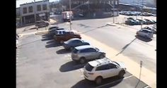 """This video gone viral after it was posted on Youtube. A woman is in custody after authorities said she fled from police in a stolen vehicle and crashed into a downtown building, causing part of it to collapse. """"As fast as she was going, as fast as they were chasing her, I knew something was going to happen,"""" said Cynthia Bell who witnessed the end of the chase and the aftermath. """"It was like a bomb. It was like boom,boom! If it could have shook the ground, it would have."""" As soon as the ..."""