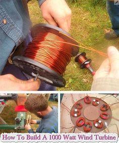 How To Build A **DIY** 1000 Watt Wind Turbine                              …