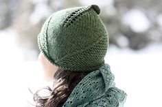 Ravelry: Elven Cloche pattern by Rosemary (Romi) Hill