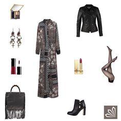 Evening Outfit: Bohemian Autumn. Mehr zum Outfit unter: http://www.3compliments.de/outfit-2015-09-26-y