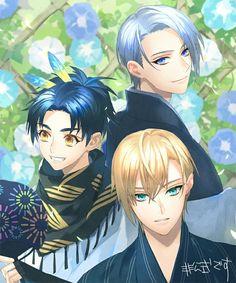 Touken Ranbu, Game Art, Anime, Playroom Art, Anime Music, Anima And Animus, Anime Shows