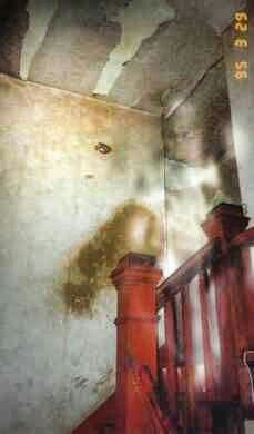Ghost on the stairway Real Ghost Pictures, Ghost Images, Creepy Pictures, Ghost Photos, Horror, Photo Halloween, Paranormal Pictures, Spirit Ghost, Scary Places