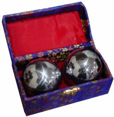 Musical Baoding Balls