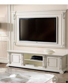 19 Amazing Diy TV Stand Ideas You can Build Right Now - Taelove- Home Tv Stand, Diy Tv Stand, Corner Tv Stands, Cool Tv Stands, Dark Wood Tv Stand, Bedroom Tv Stand, Modern Tv Wall, Tv Stand Designs, Tv Wall Decor