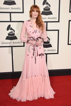 Florence Welch Design: Gucci