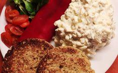 Chleba z mikrovlnky - LC - Jídelní plán Mashed Potatoes, French Toast, Grains, Low Carb, Rice, Keto, Chicken, Breakfast, Ethnic Recipes