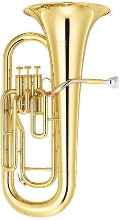 Yamaha YEP-201 Standard Series Bb Euphonium