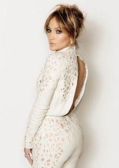 Jennifer Lopez wowed on last night's American Idol in Blumarine.
