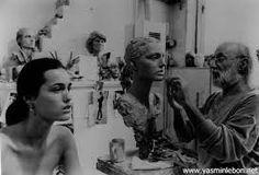 Image result for yasmin le bon mannequin
