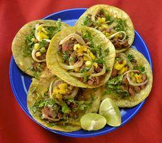 Fotografia de alimentos: Tacostao