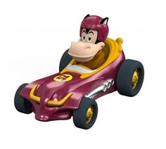 Mickey and the Roadster Racers HORACE'S FLAMING FLAMENCO Car Disney #FisherPrice