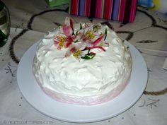 Receta de Pastel de Tres Leches / Three Milk Cake Recipe Need to try this recipe