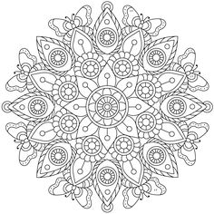 The sneak peek for the next Gift of The Day tomorrow. Do you like this one? #mandala ••••••••••• Don't forget to check it out tomorrow and show us your creative ideas, color with Color Therapy: http://www.apple.co/1Mgt7E5 ••••••••••• #HappyColoring #GiftofTheDay #GOTD #ColorTherapyApp #coloring #adultcoloringbook #adultcolouringbook #colorfy #colorfyapp #recolor #recolorapp #coloring #coloringmasterpiece