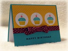Sweet Birthday Wishes by swldebbie - Cards and Paper Crafts at Splitcoaststampers