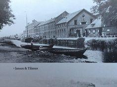 Jansen & Tilanus,Op gericht in 1869. In Nederland kwam er door de lage lonen landen in de textile in de jaren 1950 concurrentie.In 1958 diende zich dit ook in Vriezenveen aan. Bij Jansen &Tilanis werden 400 medewerkers ontslagen .