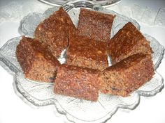 Recipe Marketing : Date Cake http://recipemarketing.blogspot.com