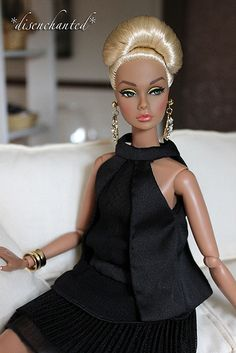 Poppy Wears a LBD | Flickr - Photo Sharing!