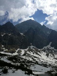 Tatra Mountains. (High Tatra) Slovakia.