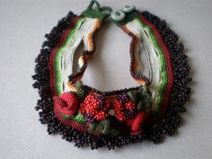 Rubus Fruticosus ... Freeform Crochet by irregularexpressions