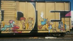 BODE Wildstyle, Train Times, Train Art, Rail Car, Hobby Shop, Graffiti Art, Street Art, Murals, Modeling