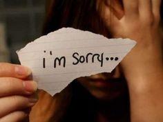 Τα 6 στοιχεία που πρέπει να έχει μια «συγγνώμη» για να είναι αποτελεσματική