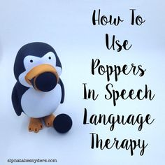Natalie Snyders SLP: How to Use Toy Poppers in Speech Language Therapy. Preschool Speech Therapy, Speech Activities, Speech Therapy Activities, Speech Language Pathology, Language Activities, Speech And Language, Shape Activities, Preschool Songs, Learning Activities