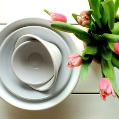 Bowls & Bowls and a touch of spring