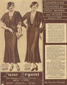 Lane Bryant dresses