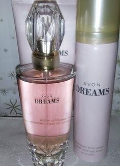 Kup mój przedmiot na #vintedpl http://www.vinted.pl/kosmetyki/perfumy/16115353-nowy-zestaw-avon-dreams