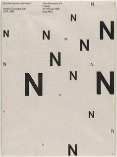 Dan Friedman. Die Normannen Kommen. 1968