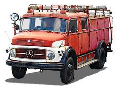 'Old Mercedes Truck' by Mihai Cotiga Mercedes Benz, Mercedes Truck, Public Domain, Car Illustration, Illustrations, Car Images, Free Pictures, Vintage Cars, Transportation