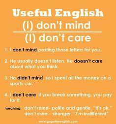 Useful English~