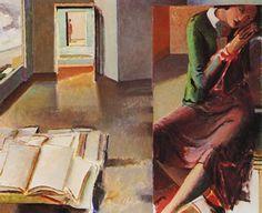 SEM TÍTULO (1987). Menez (1926-1995). Acrílico sobre tela (155 X 190 cm). https://dotempodaoutrasenhora.blogspot.pt/2014/08/efemerides-de-setembro-nova-versao.html